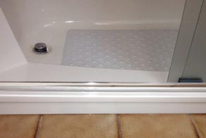 E\Z Step Tub to Shower Conversion