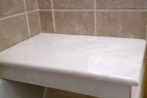 Senior SAFETYPro Shower Bench Installation